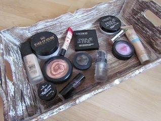 Favorieten gezichts make up van 2012
