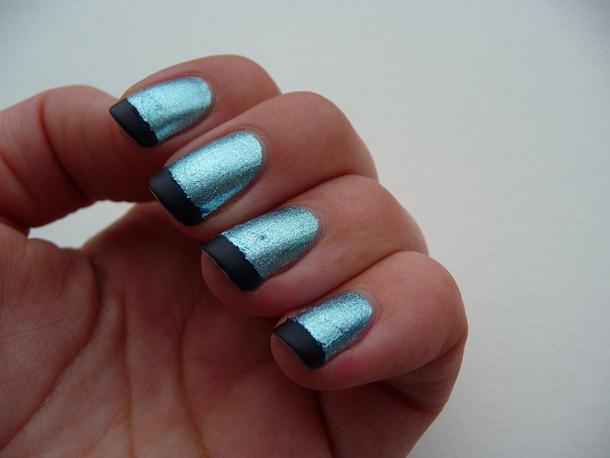 pink look pupa nail art essence 236
