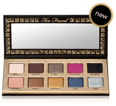 Too Faced - Pretty Rebel Beauty Eye Shadow Palette Limited Edition