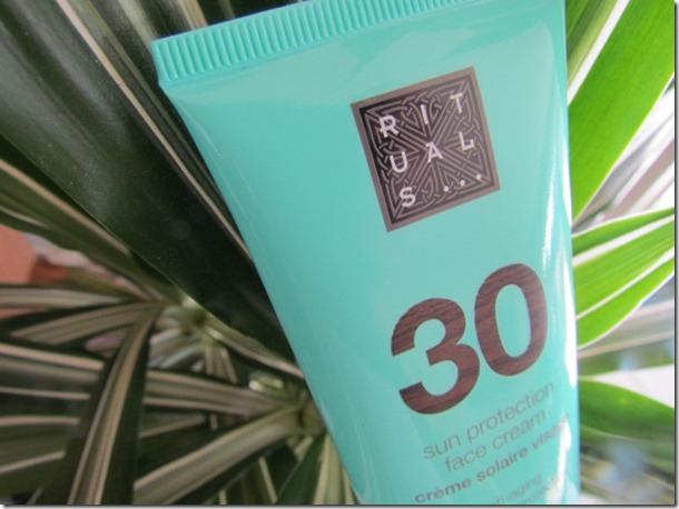 Rituals sun protection face cream SPF 30