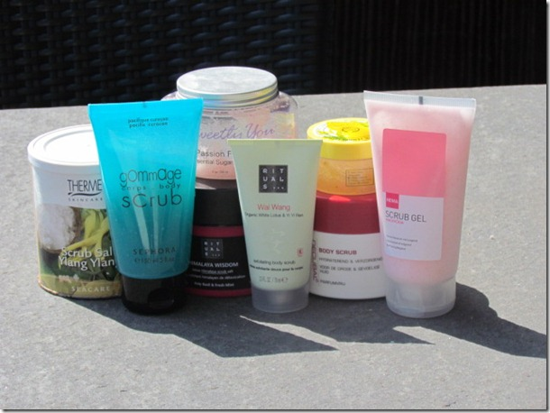 scrubs getest scrubs rituals hema decubal the body shop sweetly you sephore therme review te koop