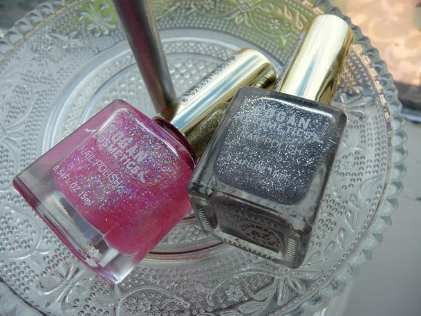 Fogan Cosmetics Glitter Nail Polish
