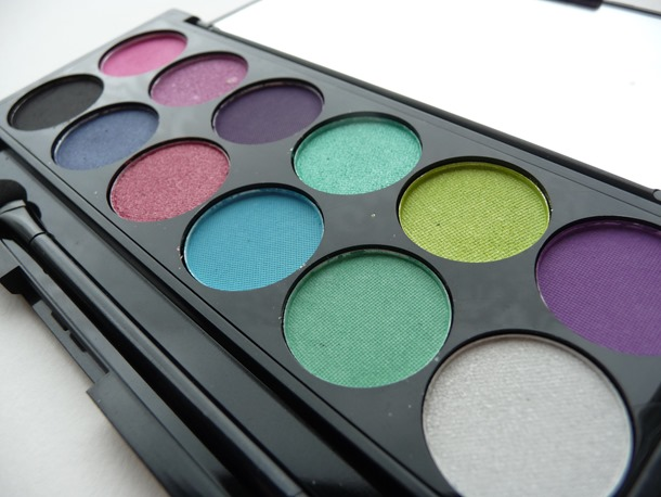 Sleek i-Candy palette