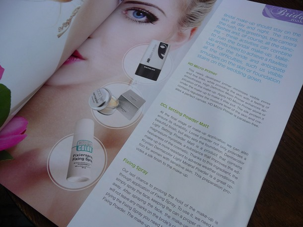 herfst look kryolan bad en body 401