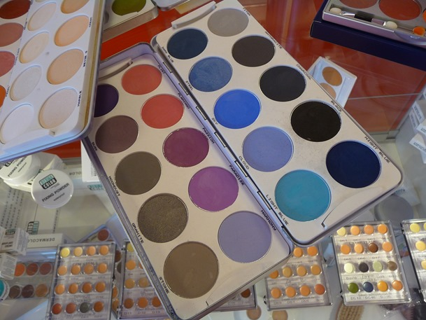 kryolan showroom impressie 153