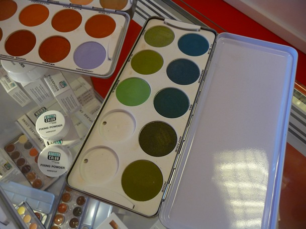 kryolan showroom impressie 154