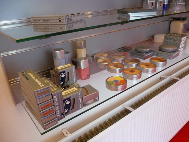 kryolan showroom impressie 195