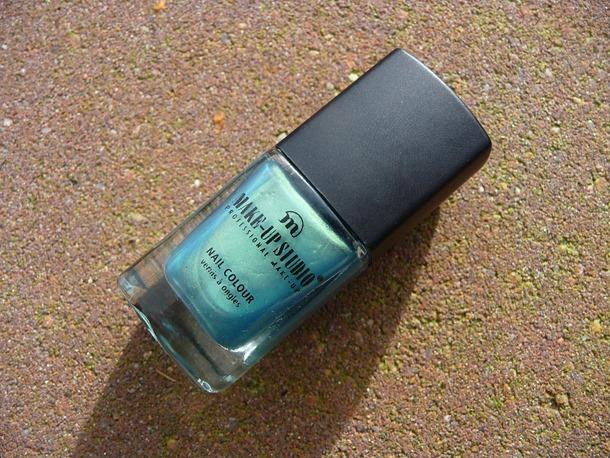 Make Up Studio – 80 Smaragd nagellak