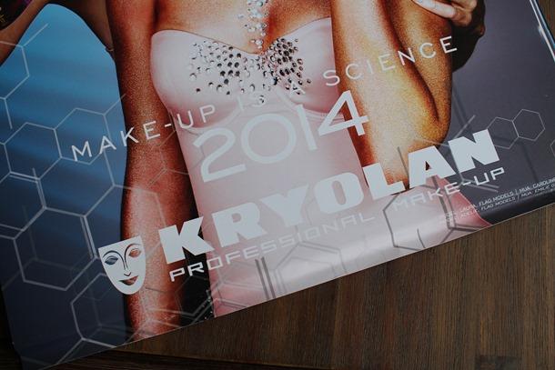 Kryolan kalender, home shoplog 006