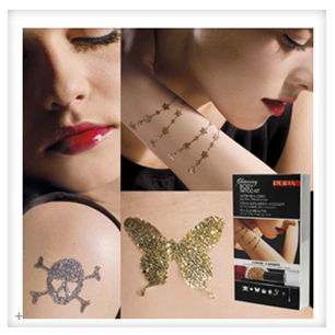 Winactie #5 – Pupa Body Glitter Tattoo set