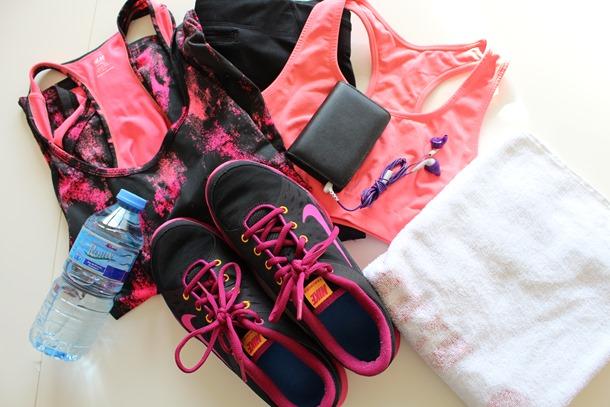Tips voor het aanschaffen van sportkleding + accessoires