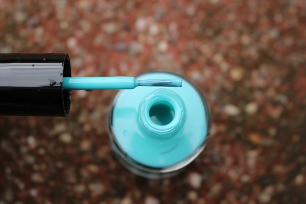 blauwe nagellak 041