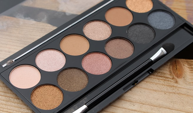 Makeup Acadamy (MUA) – Undressed palette
