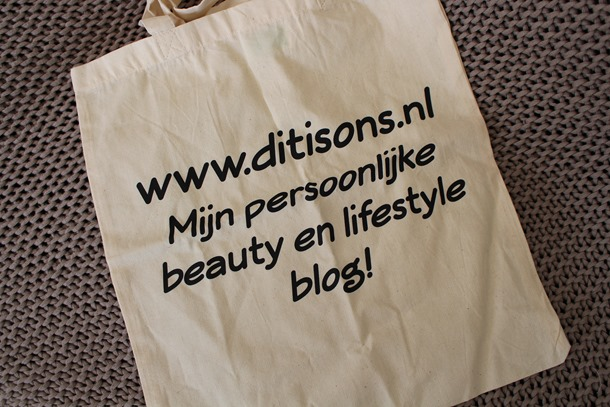 Mijn persoonlijke Dit is ons tas! (+ winactie)