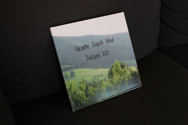 Vakantie Putten, fotoboek Duitsland 486
