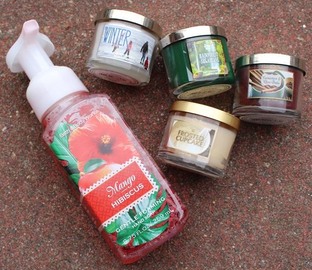 bath and bodyworks Nederland bestellen webshop online winkel producten kaarsen handzeep geurkaarsen