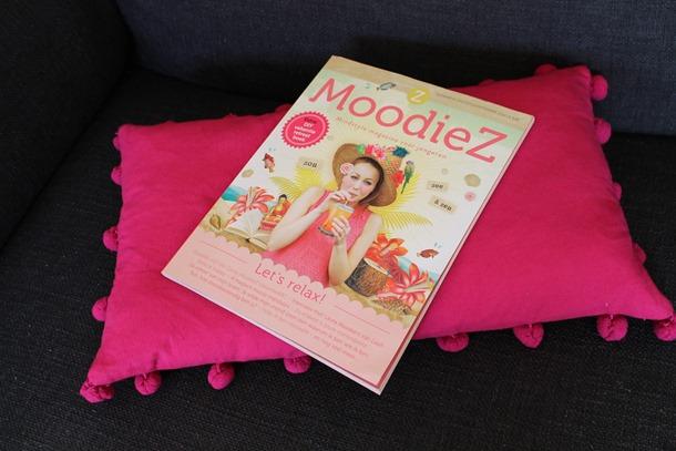 Nieuw Moodiez magazine + winactie