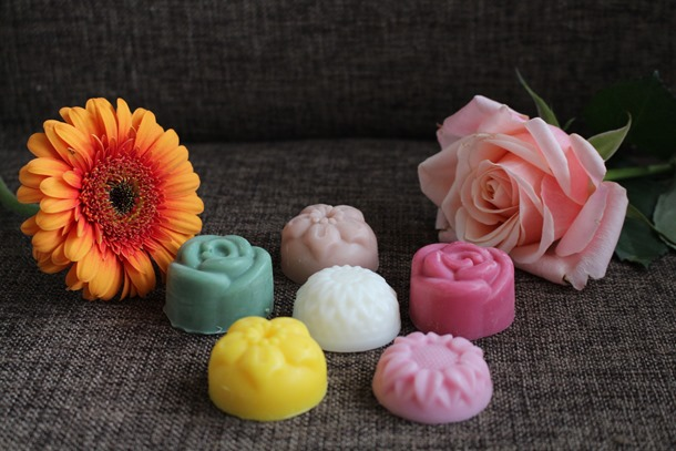 Kerst timmer waxmelts pure 147
