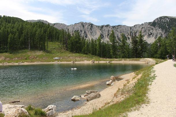Oostenrijk, Karinthië – bezienswaardigheid 1 berg lift Petzen