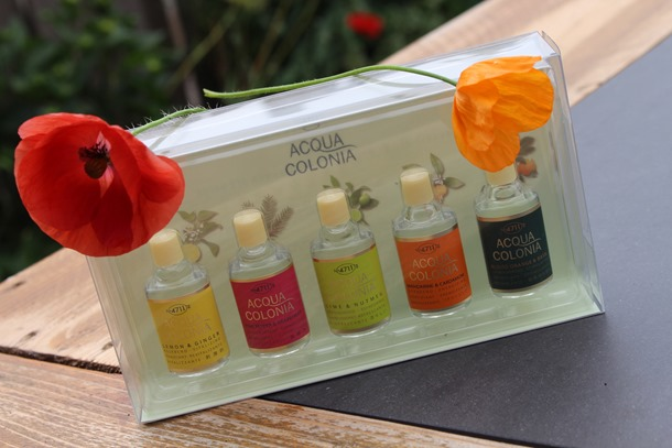 4711 Acqua Colonia mini parfum set