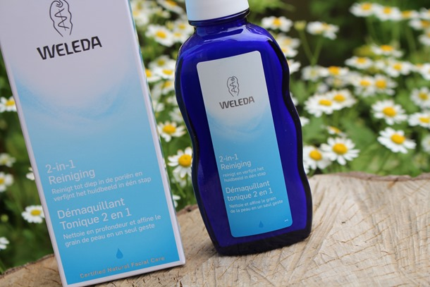 Weleda 2 in 1 Reiniging