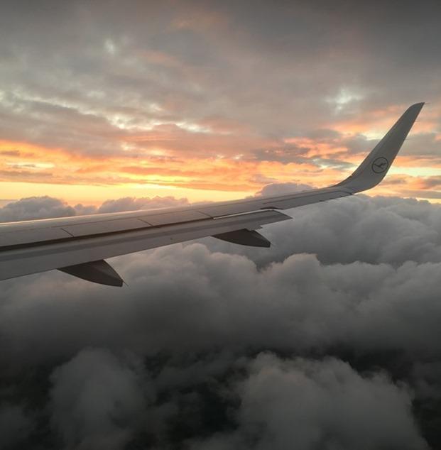 Sparen om te kunnen reizen