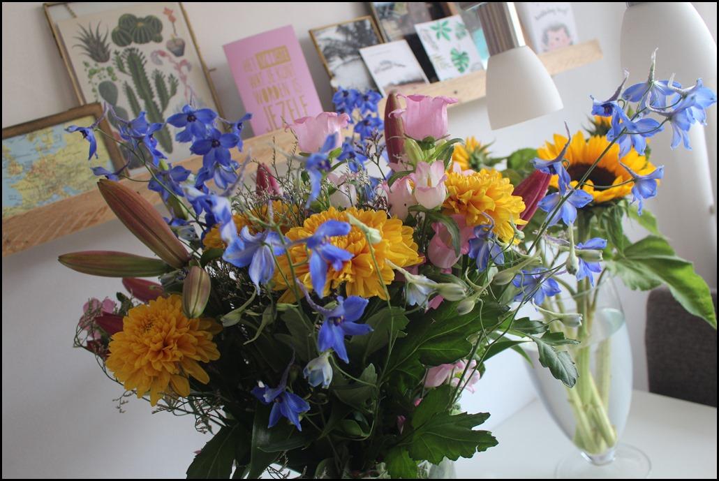 Bloemen & planten in huis