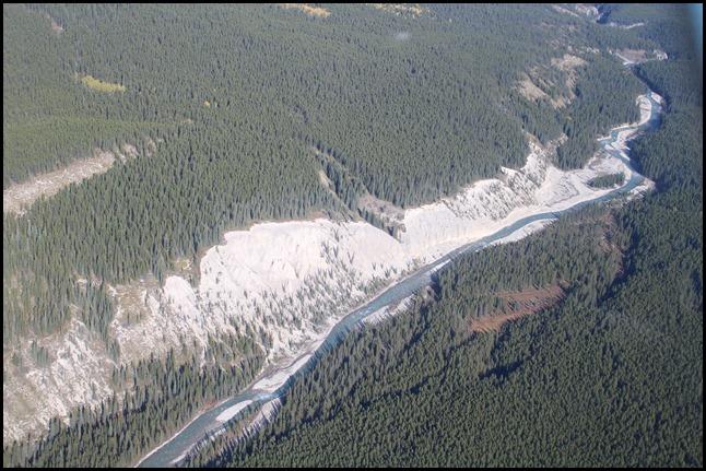 helikopter vlucht Canada Rocky Mountains kosten budget dollar euro blog tips