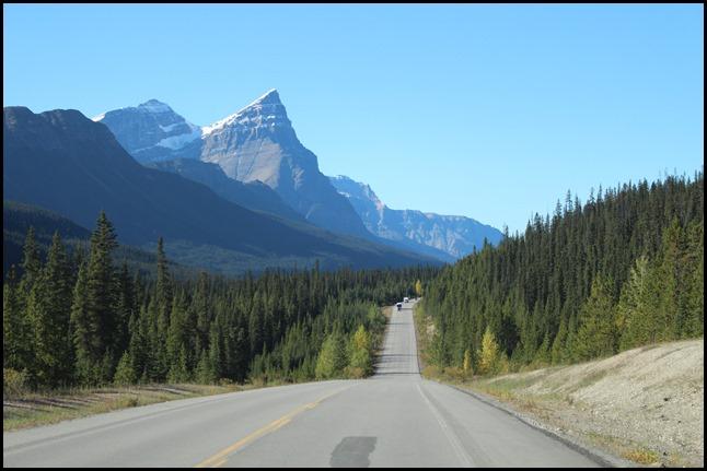 Onze route van 3 weken door West-Canada